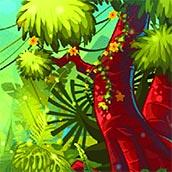 Игра Веселый поиск в джунглях