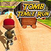 Игра 3д бег по гробнице