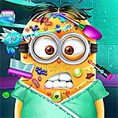 Игра Больница: неизвестный вирус - картинка