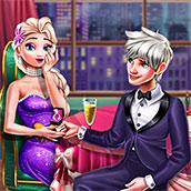 Игра Эльза: предложение руки и сердца