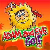 Игра Адам и Ева: гольф