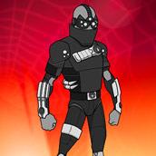 Игра Дизайн костюма супергероя Марвел