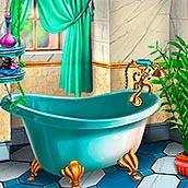 Игра Дизайн роскошной ванной комнаты