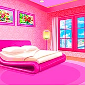 Игра Елена: розовый дом мечты