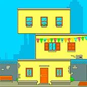 Игра Город из блоков
