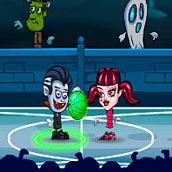 Игра Легенды баскетбола: Хэллоуин - картинка