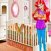 Игра Обустрой комнату для малыша