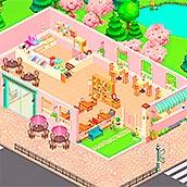 Игра Построй магазин мороженого