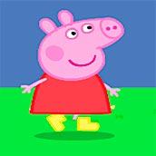 Игра Свинка Пеппа: бродилки - картинка
