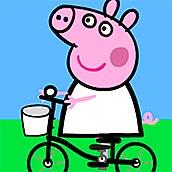 Игра Свинка Пеппа рисовалки - картинка