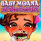 Игра Моана в больнице: стоматология