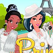 Игра Принцессы Диснея в Париже - картинка