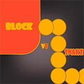 Игра Snake VS Block