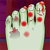 Игра Травма ноги: диагноз и лечение - картинка