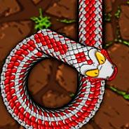 Игра Атака змейки