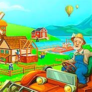 Игра Большая ферма - картинка