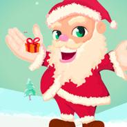 Игра Дед Мороз дарит подарки