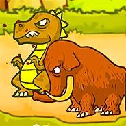 Игра Динозавры хищники - картинка