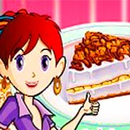 Игра Кухня Сары: торты - картинка