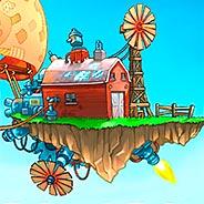 Игра Летающая ферма