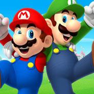 Игра Марио и Луиджи в грибном королевстве - картинка
