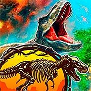 Игра Мир динозавров: поиск яиц - картинка