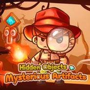 Игра Мистические артефакты: искалка