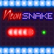 Игра Неоновая змейка