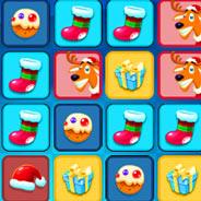 Игра Новый Год и три в ряд