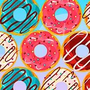 Игра Обстрел пончиками