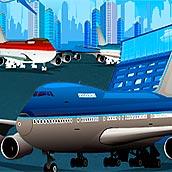 Игра Пассажирские самолеты - картинка