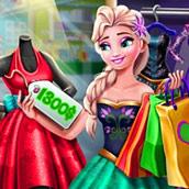Игра По магазинам с принцессой