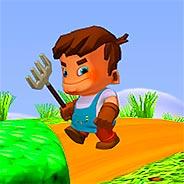 Игра Поездка фермера