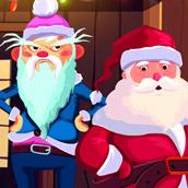 Игра Полет Санта Клауса - картинка