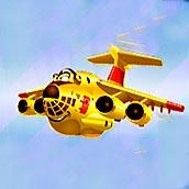 Игра Приключения самолетика