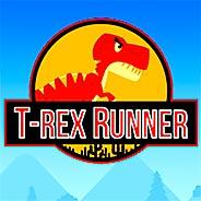 Игра Пробежка с Т-Рексом - картинка