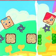 Игра Проворные коробки - картинка