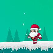 Игра Прыгающий Санта Клаус