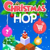 Игра Рождественские прыжки - картинка