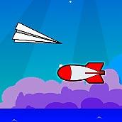 Игра Самолеты: бумажное выживание