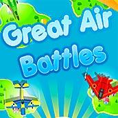 Игра Самолеты: великие воздушные бои