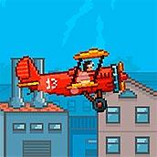 Игра Самолеты: воздушные волки