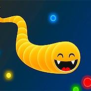 Игра Счастливые змейки