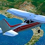 Игра Симулятор управления самолетом