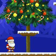 Игра Спасаем Рождество с Сантой