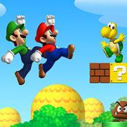 Игра Супер Братья Марио - картинка