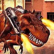 Игра Тиранозавр из Мексики - картинка