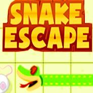 Игра Убеги от змеи