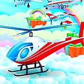 Игра Уборка самолета - картинка