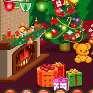 Игра Уютный домик Деда Мороза